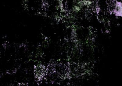 MARC FELD 2018 SONG FOR PESSOA 1 dessin sur ordinateur  86 x 115 cm tirage encre sur canson 240 g marouflé sur Dibon