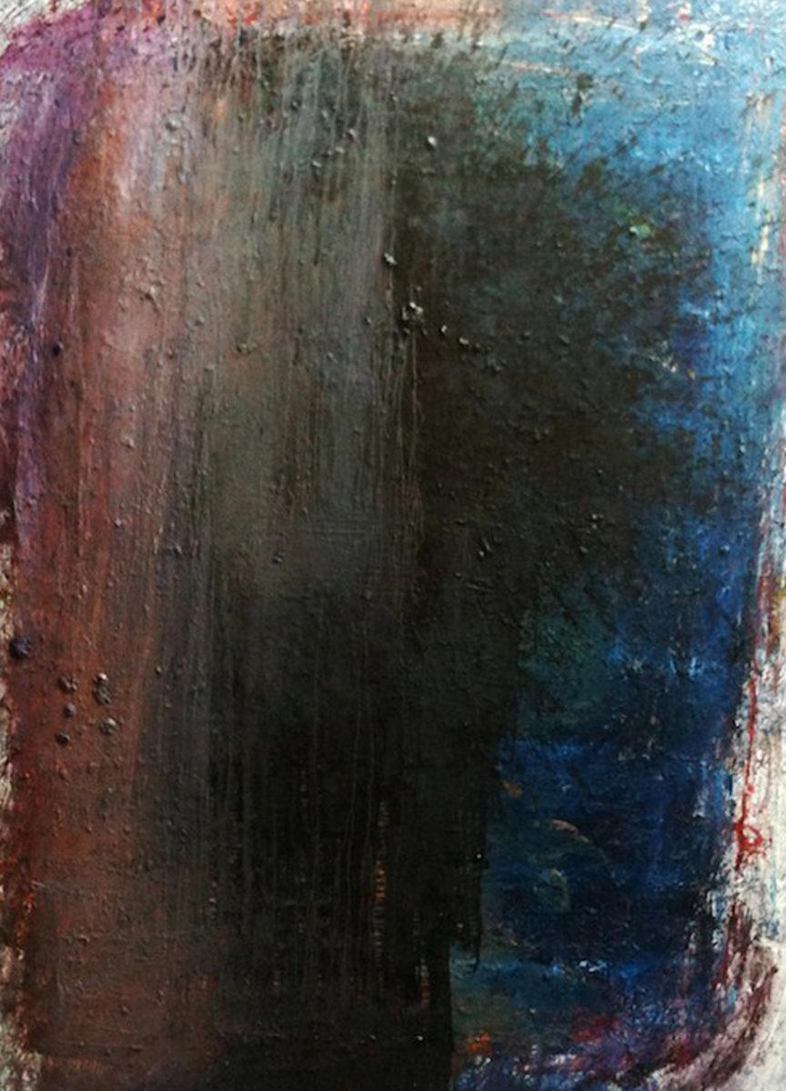 MARC FELD 2012  SANS TITRE  Huile sur toile 150 x 200 cm