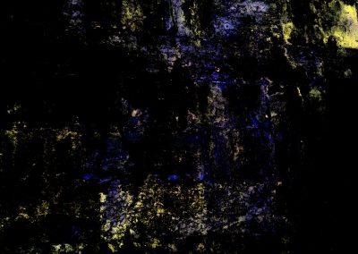 MARC FELD 2018 SONG FOR PESSOA 2 dessin sur ordinateur  86 x 115 cm  tirage encre sur canson 240 g marouflé sur Dibon