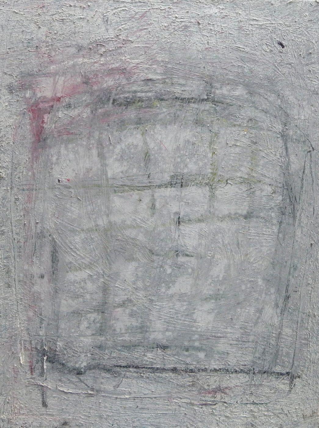 MARC FELD 1994 SANS TITRE Huile sur toile 116 x 73 cm