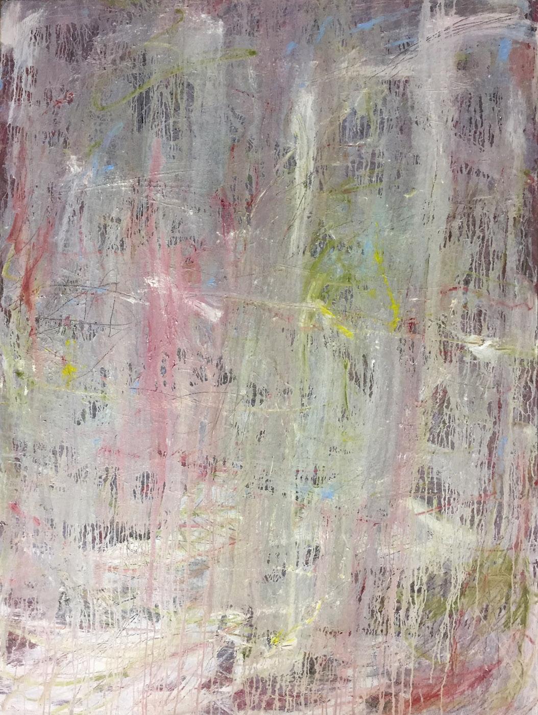 MARC FELD 2019 BERGERONNETTE Huile et acrylique sur toile 150 x 200 cm