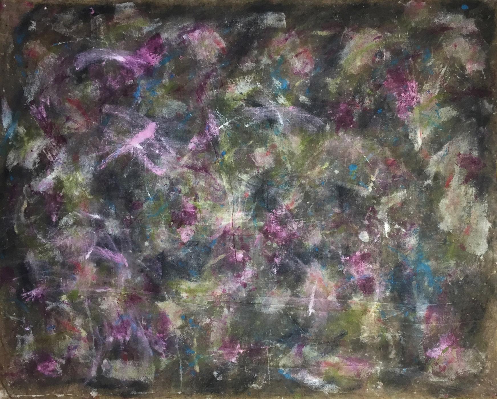 MARC FELD 2019 UNE ORIGINE Huile sur toile 175 x 213 cm