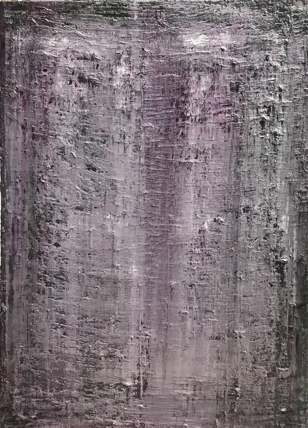 MARC FELD 2020 VERS LES RÉCIFS Huile sur toile 65 x 100 cm