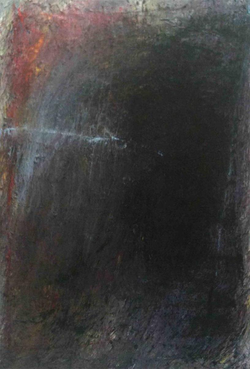 MARC FELD 2013 INDULGENCE Huile sur toile 140 x 210 cm