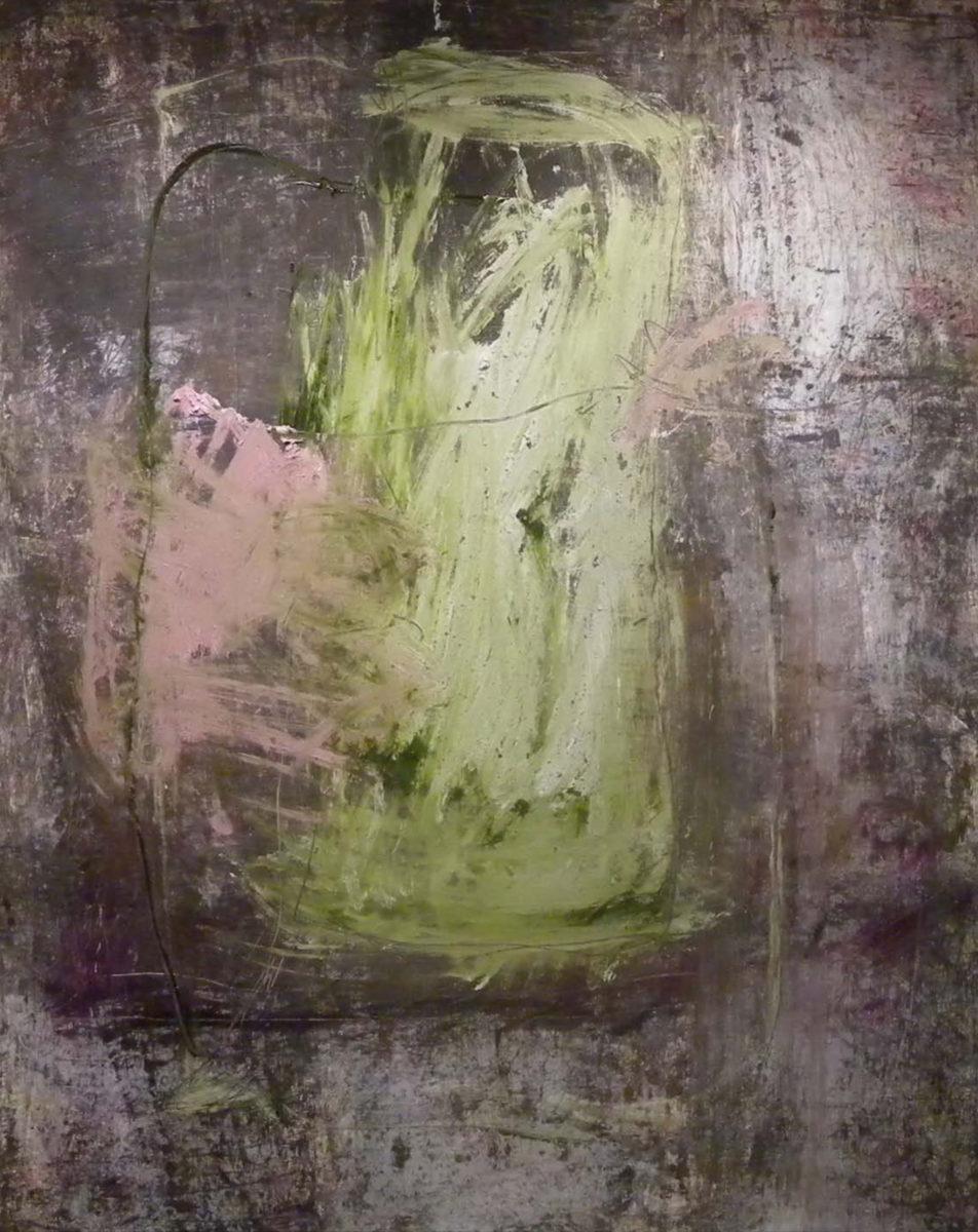 MARC FELD 2016 RHAPSODIE Huile, terre et acrylique sur toile 160 x 200 cm